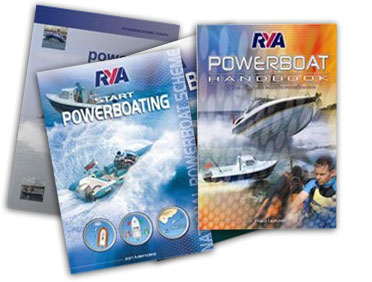 Power boating course books