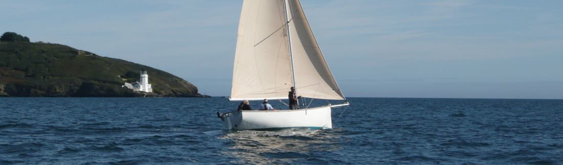 Keelboat courses in falmouth