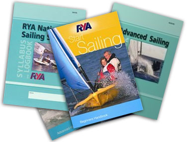 Learn sailing books