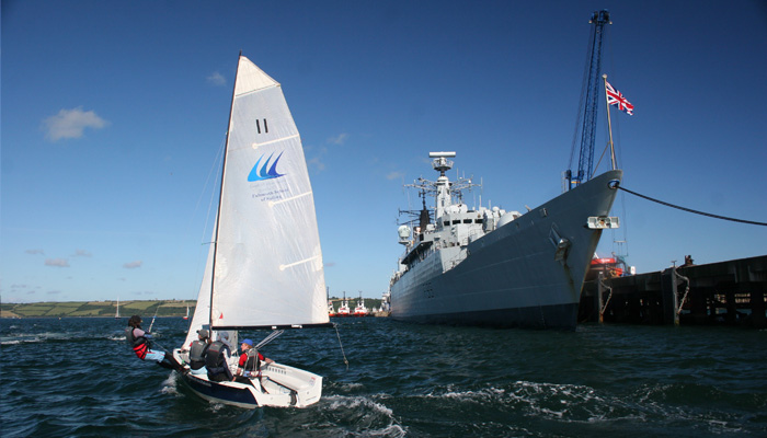 Sailing for the advanced level of ability