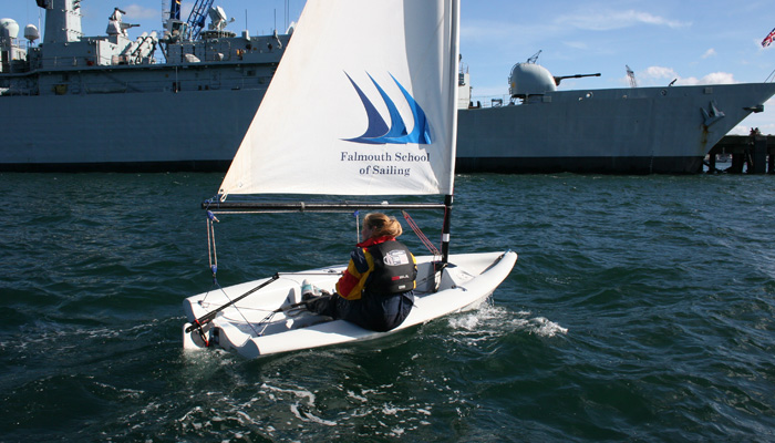 Advanced Junior Sailing courses in Cornwall