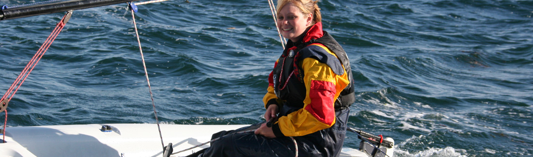 Beginner Sailing Tuition Cornwall