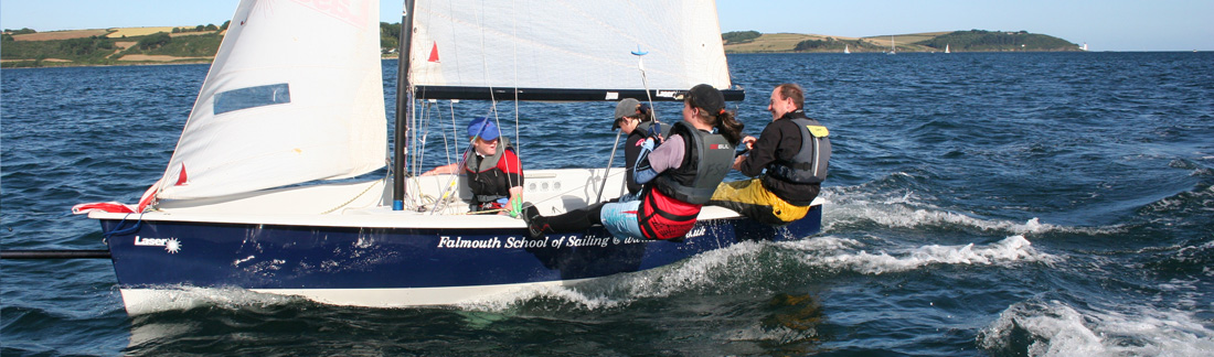 Private sailing courses in Cornwall