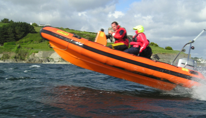 Power Boat courses in Cornwall