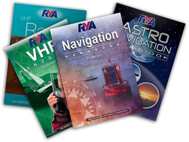 Sailing Navigation and Radio Handbooks
