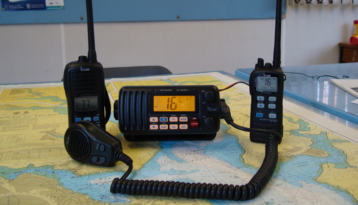 Short range radio training in Cornwall
