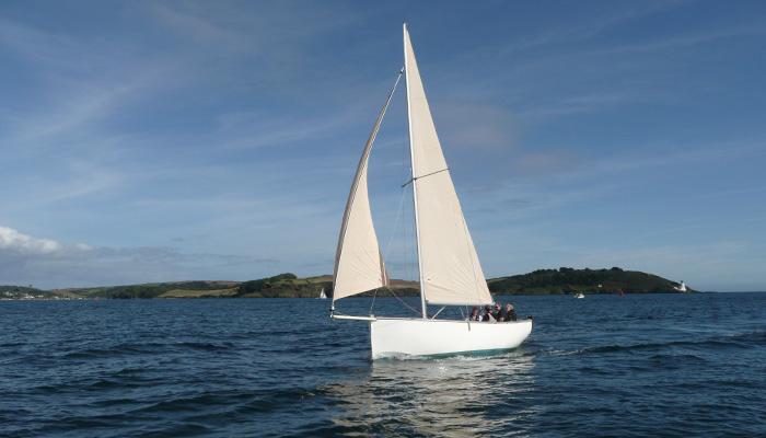 Keelboat Sailing Courses
