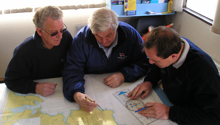 Sailing theory courses