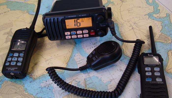 Marine Radio Training Cornwall