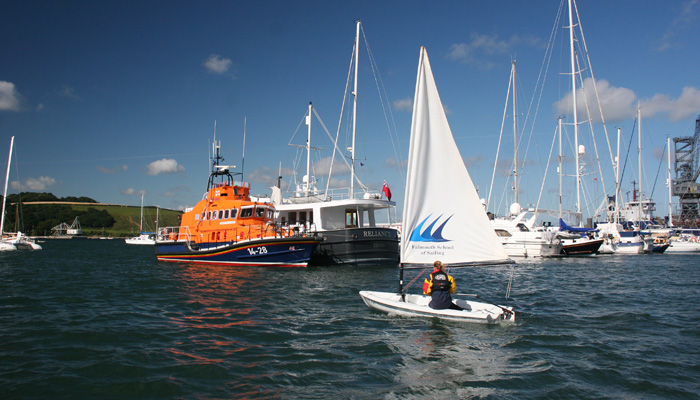 Learn to Sail in Cornwall