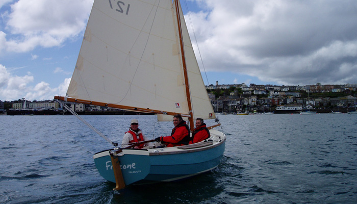 KeelBoat Training